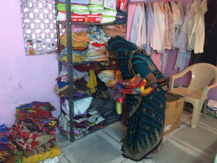 The Hyderabad shop for the poor where everything is free