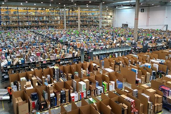Amazon infuses Rs 122 crore in logistics arm Amazon Transportation Services