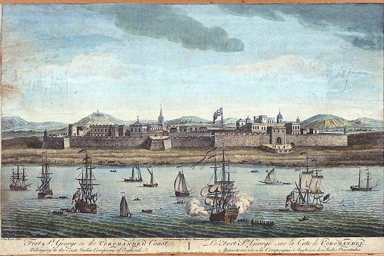An unknown tale of valour When Dalits helped British win the Siege of Madras in 1759