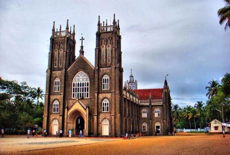 Kerala BJP leader urges Hindus to reclaim a church booked for promoting enmity