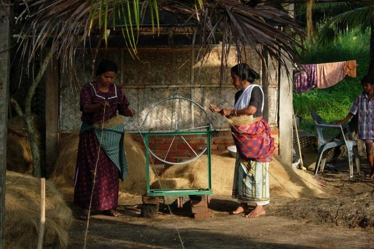 Can geotextiles revive Keralas crisis-ridden traditional coir industry