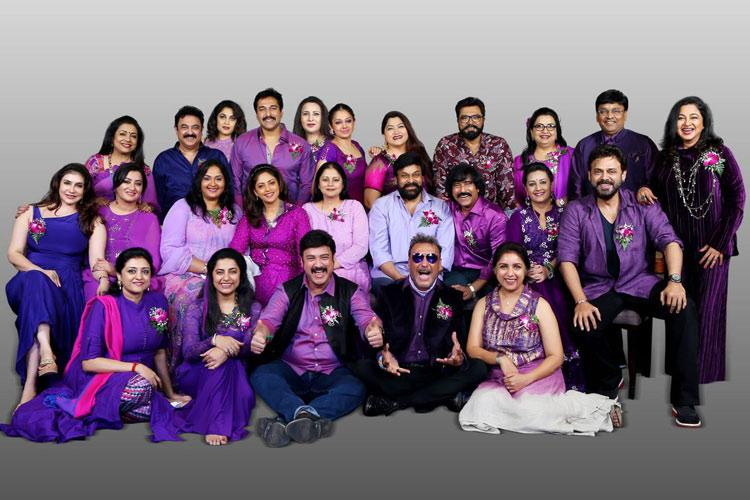 From Chiranjeevi to Khushbu south stars from the Class of 80s jazz it up in Chennai