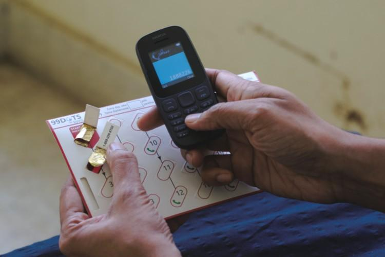 Fighting TB with phone calls A project that reminded patients to take their medicine