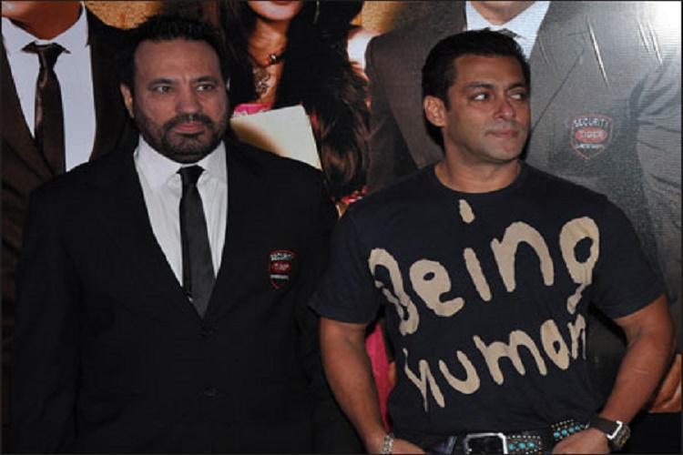 Salman Khans bodyguard Shera booked for assault
