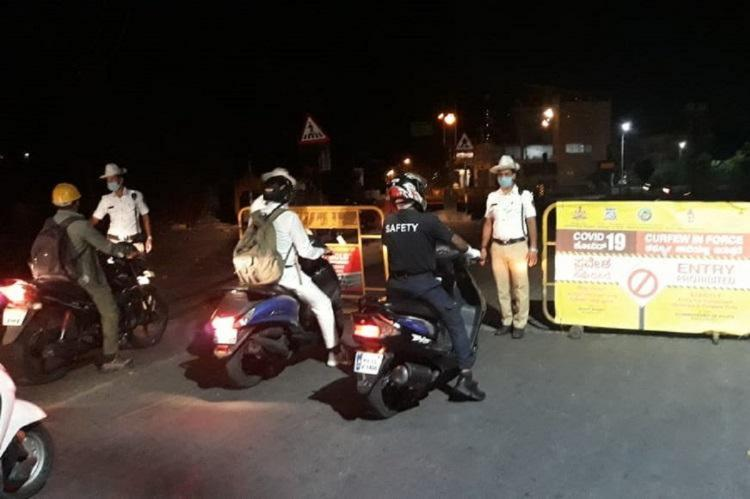 Flash protest in Bengaluru after woman corporator alleges harassment by cop