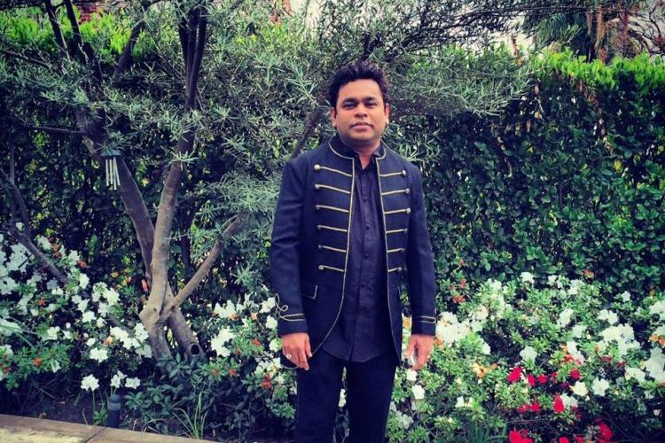 Never give up A R Rahman pens letter to Indian athletes for Rio Olympics