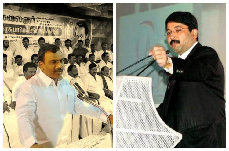 Why hasnt DMK sidelined Maran and A Raja if it is serious about countering its corrupt image