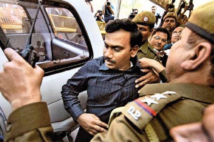 2G kingpin to Kaidi Raja How A Raja spent his time in Tihar jail