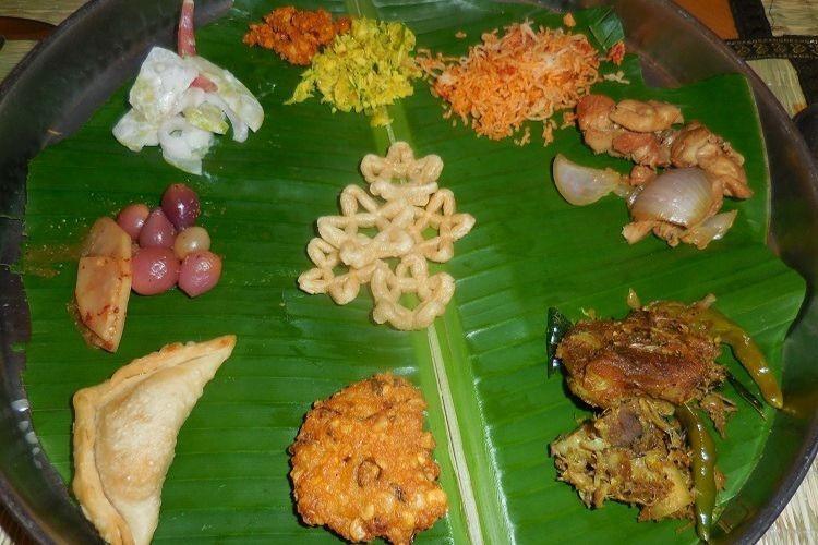 Appam pol sambol lamprais Flavours from the delectable Sri Lankan cuisine