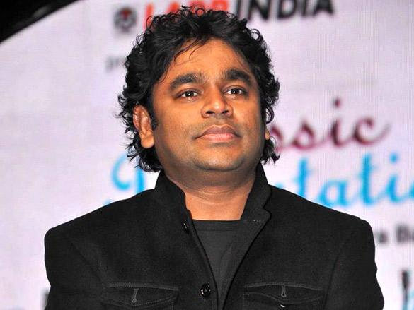 Rahman should get a standing ovation for his response to Raza Academys fatwa