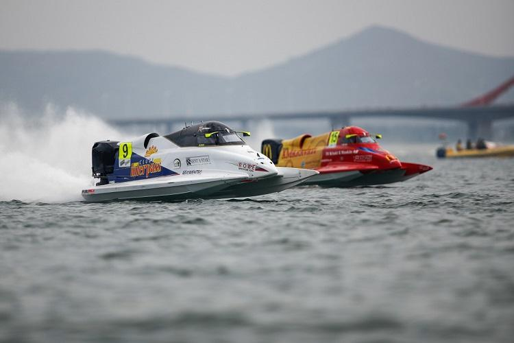 In pics Amaravati to host F1H2O power boat world championship in Andhra
