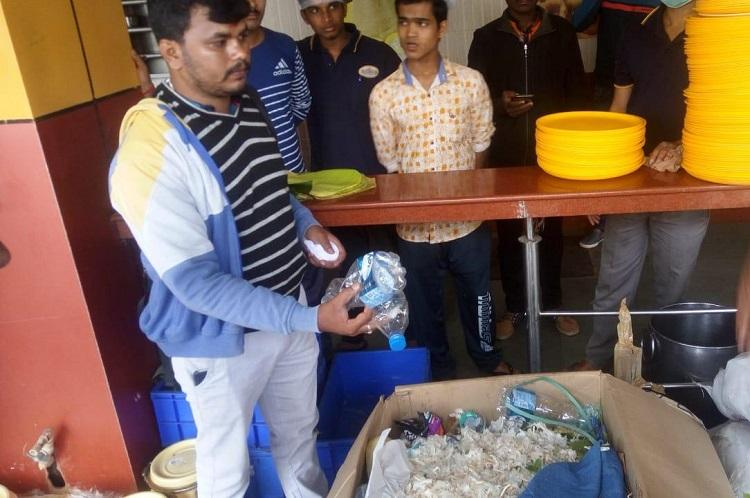 Bengaluru A2B outlet fined Rs 1 lakh for using plastic not segregating waste