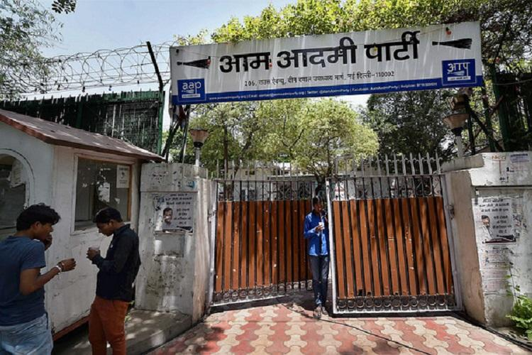 Office of profit EC recommends disqualification of 20 AAP MLAs