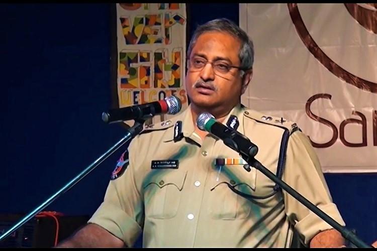 Ex-AP Intelligence chief Venkateswara Rao moves tribunal over suspension by Jagan govt