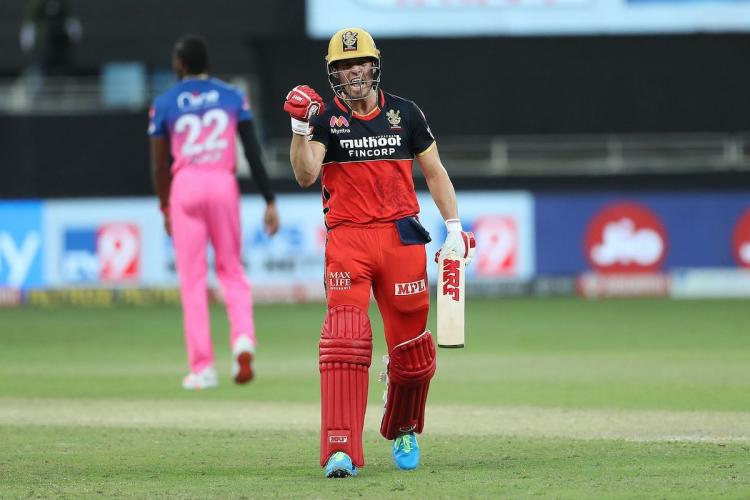 AB's swashbuckling innings sets up RCB's incredible win over RR