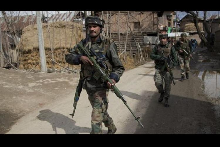 Panic disbelief in Kashmir as India announces surgical strikes carried out across LoC