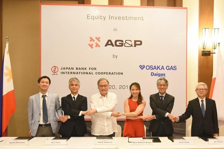 AGP raises 100 mn from Japanese investors Osaka Gas JBIC to expand India presence