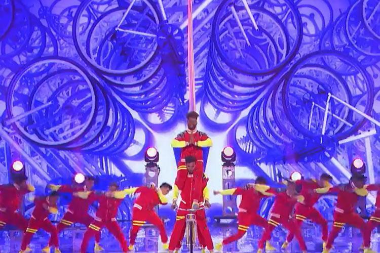 Marana Mass on Americas Got Talent Dance crew stuns judges with Petta song