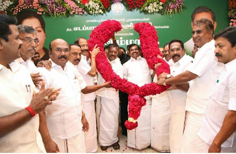 The inside story of haggling within AIADMK for key Lok Sabha seats in Chennai