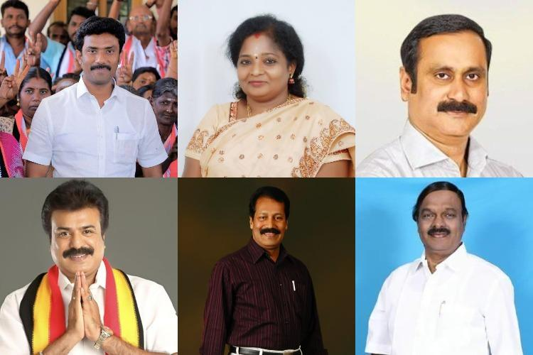 Full list of candidates of AIADMK-BJP alliance from Tamil Nadu for