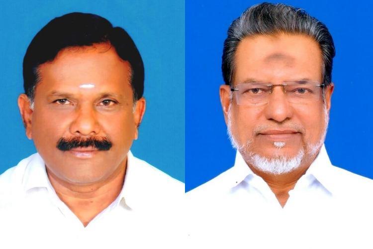 AIADMKs Mohammad John N Chandrasekaran partys picks for Rajya Sabha
