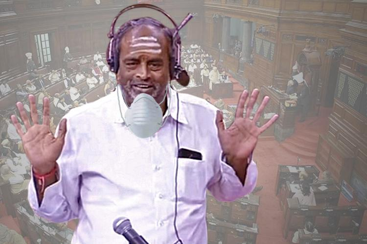 Delhi too polluted shift Parliament session to south India says AIADMK MP