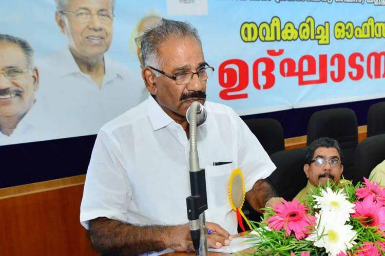 Kerala transport minister AK Saseendran writes to centre against fuel hike