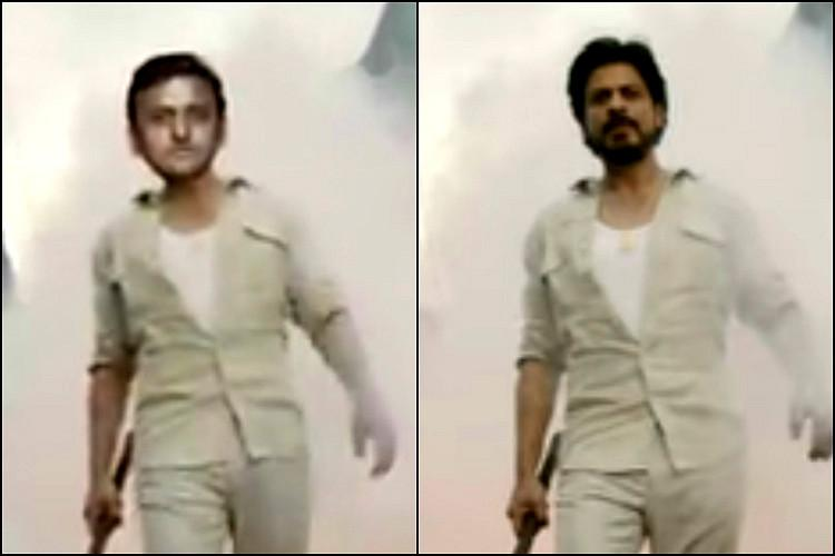 Watch As UP election race heats up Akhilesh as Raees spoof is winning the internet