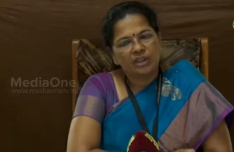 Teachers slam Kerala college head for saying girls come to college to cosy up with boys