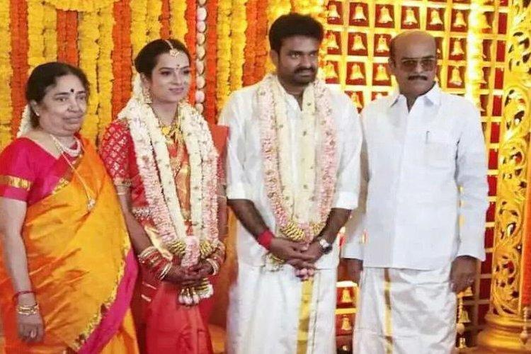 Director AL Vijay marries Dr Aishwarya in private ceremony