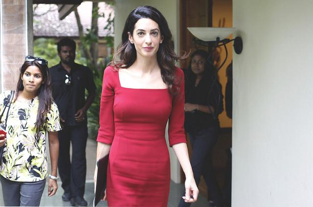 Amal Clooney to visit India this month