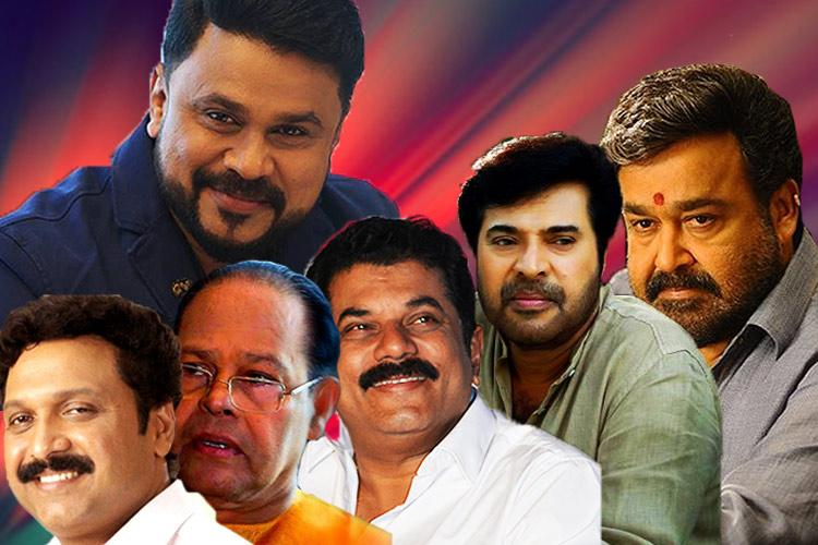 Dileep removed from AMMA FEFKA and FEUOK following arrest in Malayalam actor abduction case