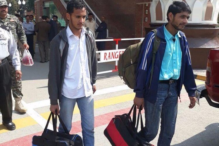 Uri attack suspects return to Pakistan
