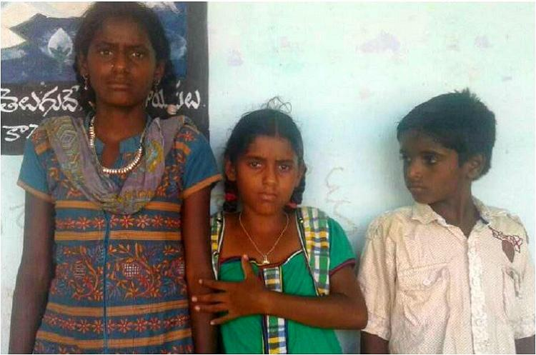 In drought-hit Andhra villages kids fend for themselves as parents migrate for employment