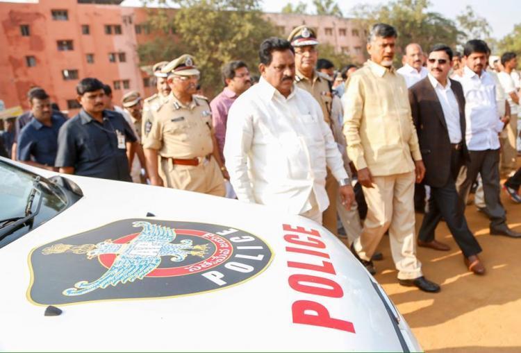 Vijayawada Visakhapatnam get new police commissioners as Andhra govt orders reshuffle