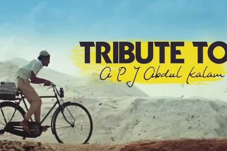 Watch A tribute to APJ Abdul Kalams inspiring life set to AR Rahmans music