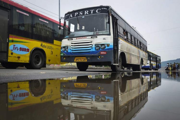 APSRTC to run buses