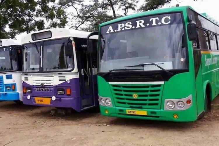 Buses of the Andhra Pradesh State Road Transport Corporation