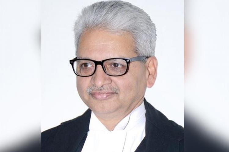 Chief Justice of Madras High Court AP Sahi