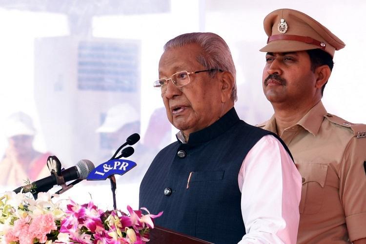 Amid Amaravati row Andhra Governor dubs 3-capital move a historic decision