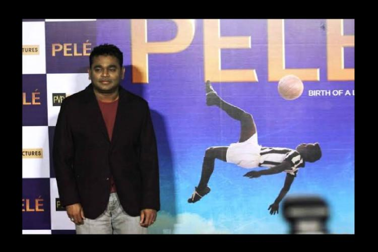 AR Rahman in line for an Oscar again two songs get nominated
