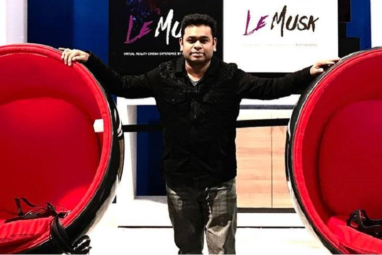 Dont want my listeners to suffer AR Rahman on why he only takes projects that excite him