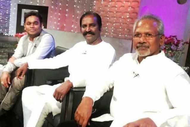 AR Rahman and Vairamuthu start work on music for Mani Ratnams next film