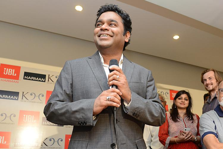AR Rahman on board Mysskins upcoming project with Shanthanu