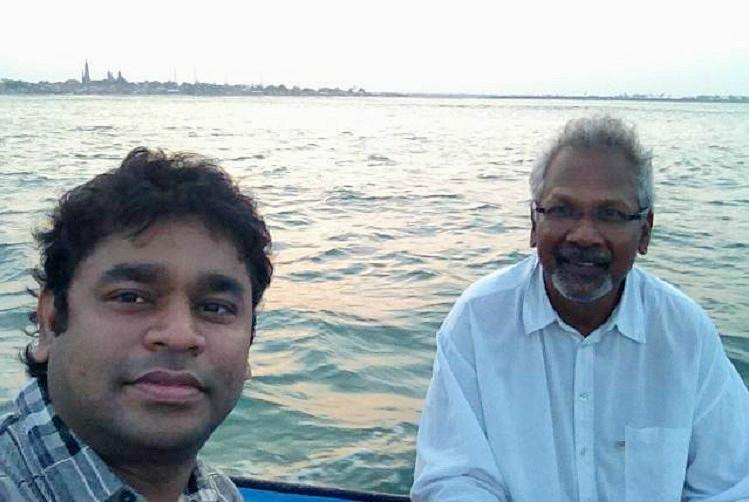 AR Rahman may have been jamming in US night clubs had Mani Ratnam not discovered him