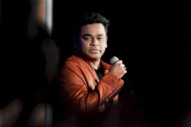 Was told nobody from south India can make it in Bollywood AR Rahman