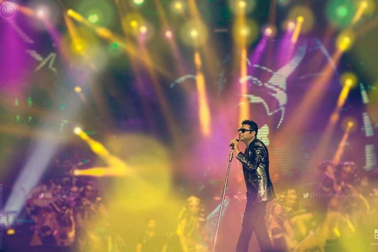 I want to become a better singer AR Rahman