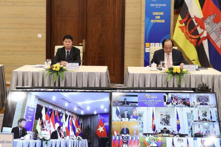 the RCEP was signed at the ASEAN summit