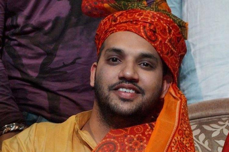 Hours after protesting for Hyd rape victim BJP youth leader booked for alleged sexual harassment
