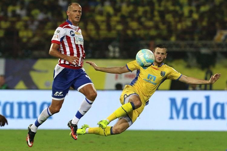 ISL Kerala ATK settle for a point each in opener